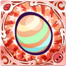 [★6] Mysterious Egg (Red)