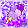 [★6] Purple Puyo Ice