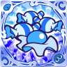 Blue Puyo Candy