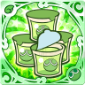 Green Puyo Jelly