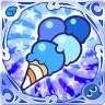 [★6] Blue Puyo Ice