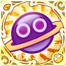 [★6] Yellow Saturn Puyo