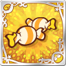 [★4] Yellow Puyo Candy