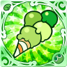 [★6] Green Puyo Ice