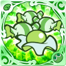 Green Puyo Candy