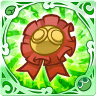 [★6] Commemorative Rosette