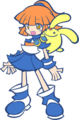 Character Arle PuyoPuyoFever2.png
