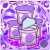 Purple Puyo Jelly