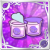 [★4] Purple Puyo Jelly