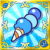 [★5] Blue Puyo Ice