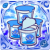 Blue Puyo Jelly