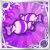 [★4] Purple Puyo Candy